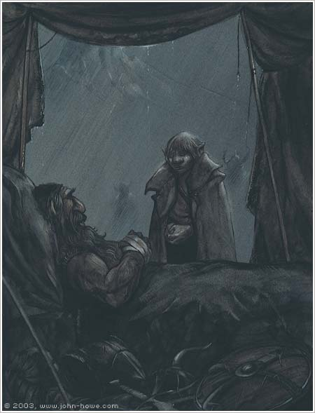 The Death of Thorin