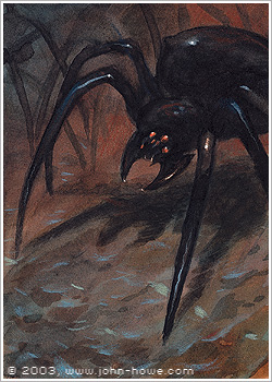 Spiders of Mirkwood