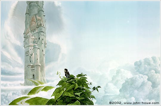 jack and the beanstalk giants castle - photo #15