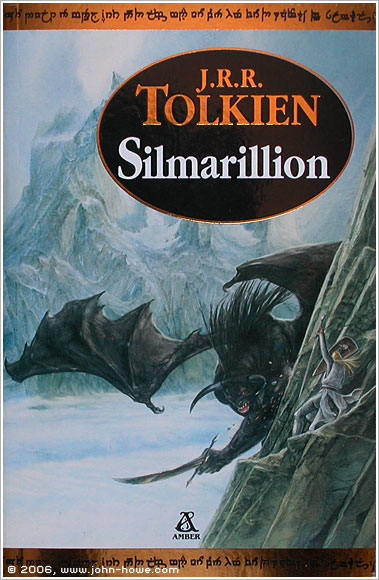 John R. R. Tolkien - Il Silmarillion, [Pdf Epub Mobi Lit Txt Rtf - Ita]