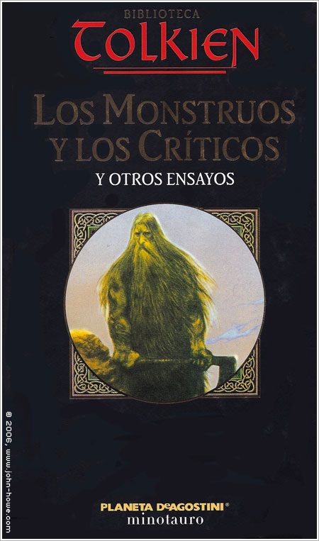 monsters and the critics and other essays These were released on the grammophone records jrr tolkien  a slightly different version of the essay appears in the monsters and the critics and other essays.