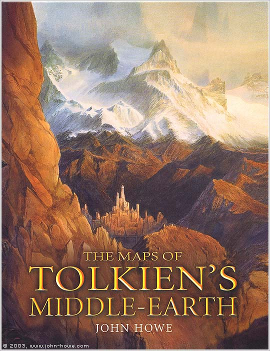 the maps of tolkiens middle earth maps