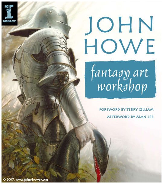 John Howe Fantasy Art Workshop John Howe