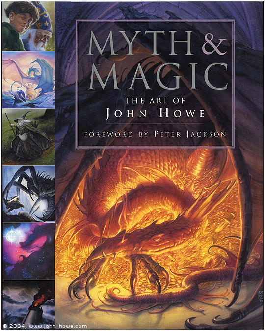 Myth Art Myth Magic The Art of John
