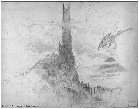 17 best images about John Howe on Pinterest